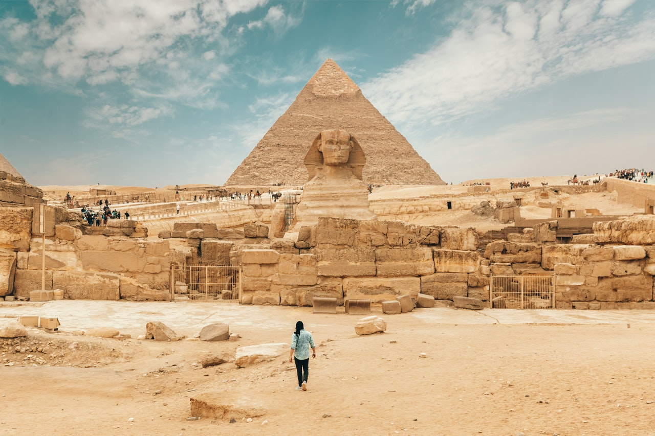 pyramids in Egypt must-see historical place